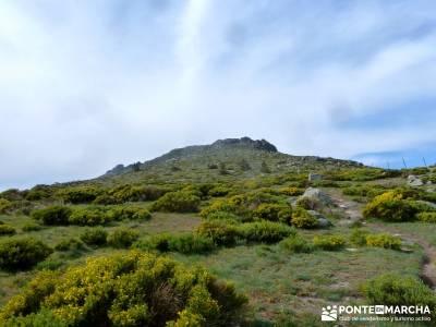 Senderismo Cuerda Larga; grupos pequeños; escapadas fin de semana;senderismo madrid sierra norte
